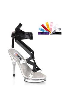 Fairy Acrylic Shoe