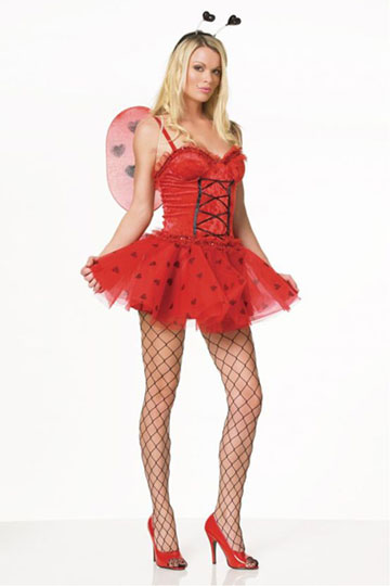 Love Bug Costume