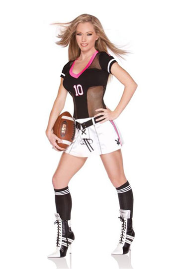 Playboy Touchdown Tease Costume