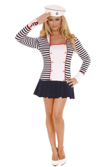 Adult Sailor Costume