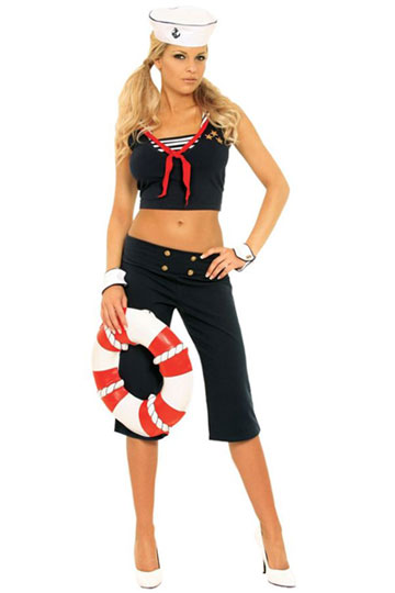 First Mate Costume