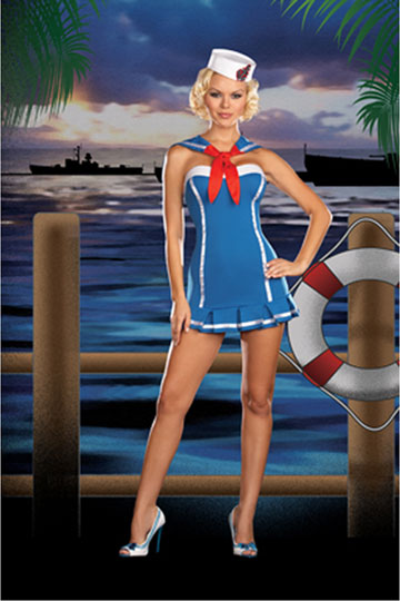 Sailor Stormy Sky Costume