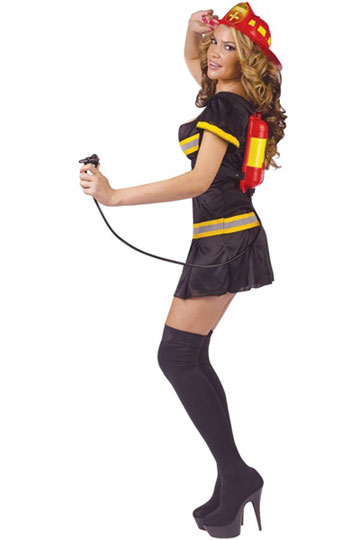 Put Out the Fire Costume