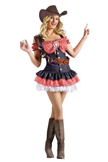 Shotgun Sheriff Costume
