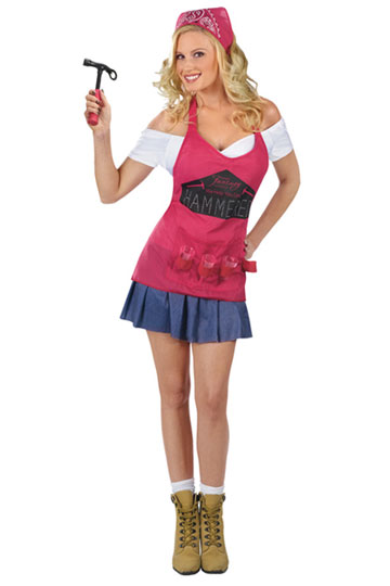 Hammer Time Costume