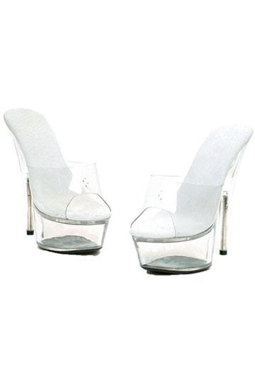 Vanity Clear Platform Shoes