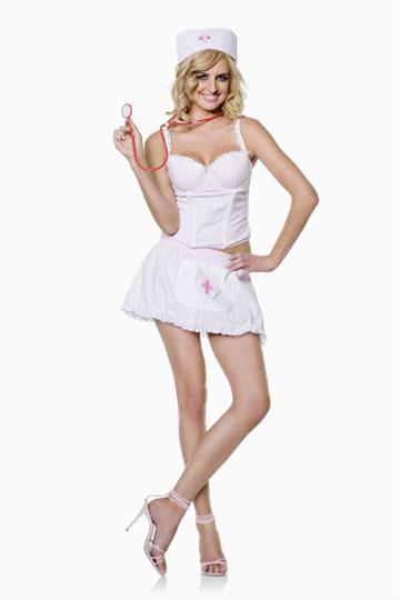 Candy Striper Nurse Costume