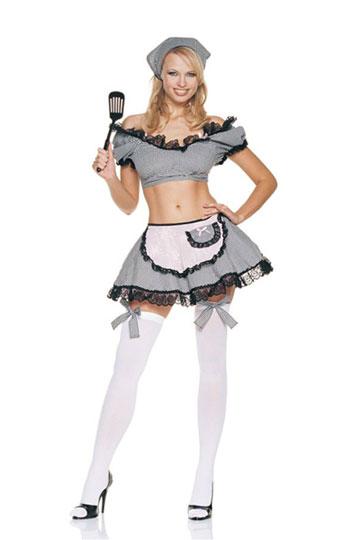 Naughty Housewife Costume