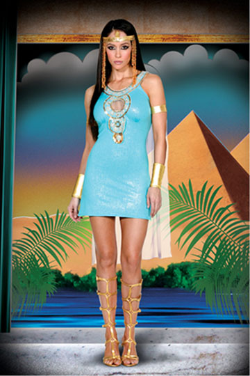 Queen of Da Nile Costume