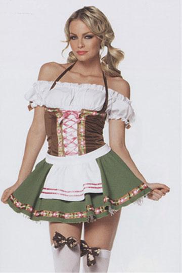Gretchen Beer Garden Costume