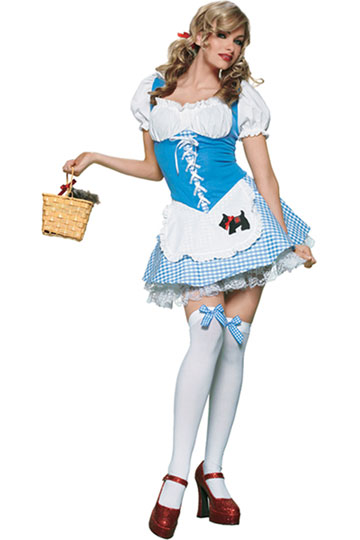 Picnic Chick Sweetheart Costume