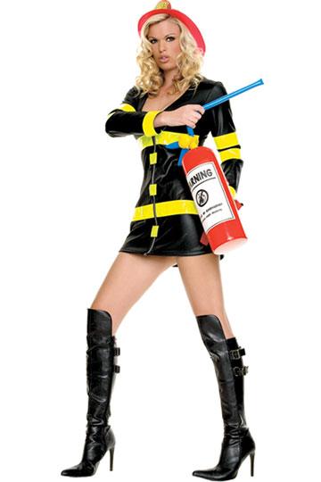 Fire Woman Costume