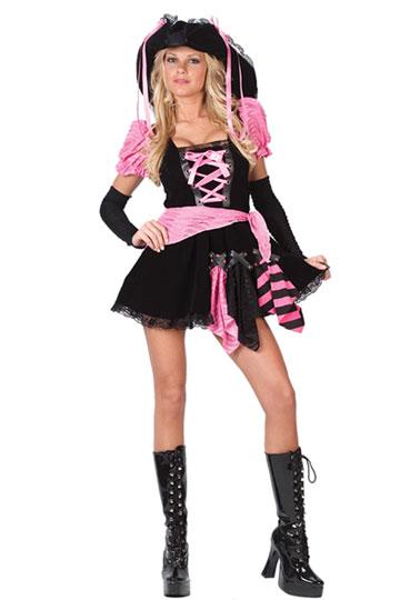 Pirate Punk Costume