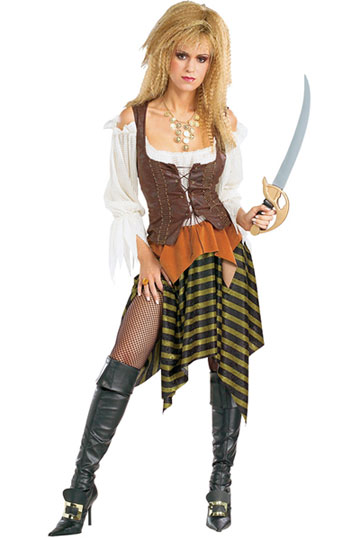 She Pirate Costume
