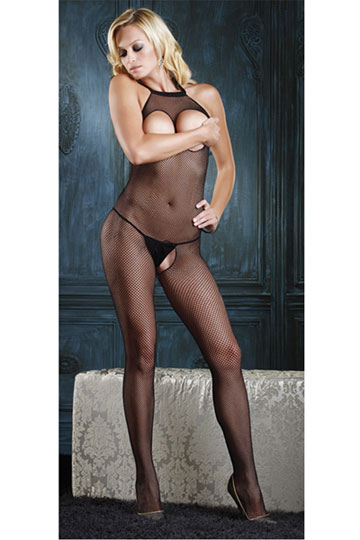 Cut Out Bodystocking