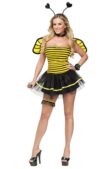 Cute Busy Bee Costume