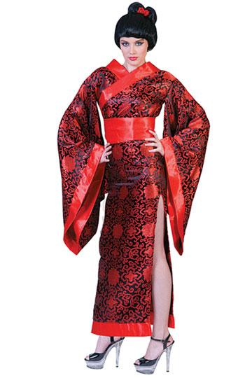 Kim Kimono Costume