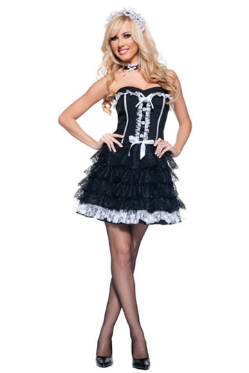 Fifi the Maid Costume