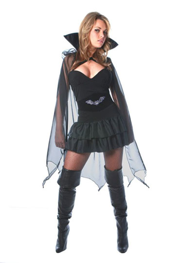 Into the Night Vampiress Costume