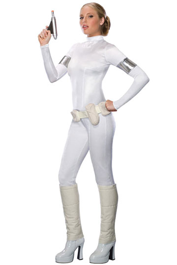 Queen Amidala One Piece Costume