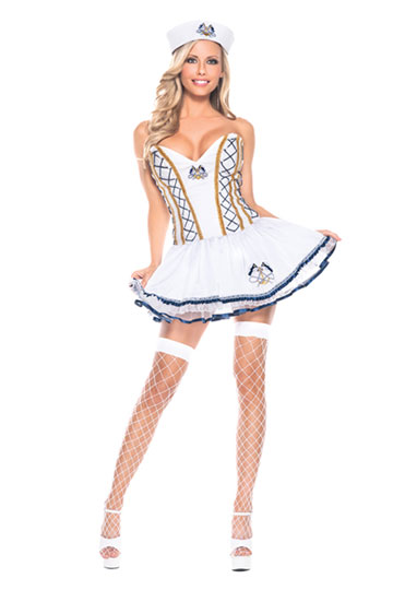 Naughty Sailor Costume