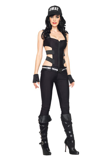 Sexy S.W.A.T. Sniper Costume