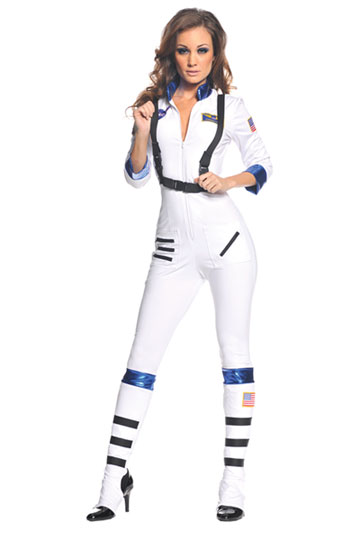 Blast Off Astronaut Costume
