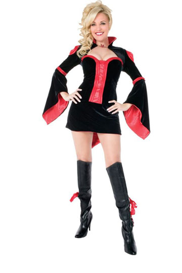 Playboy Vamptease Costume