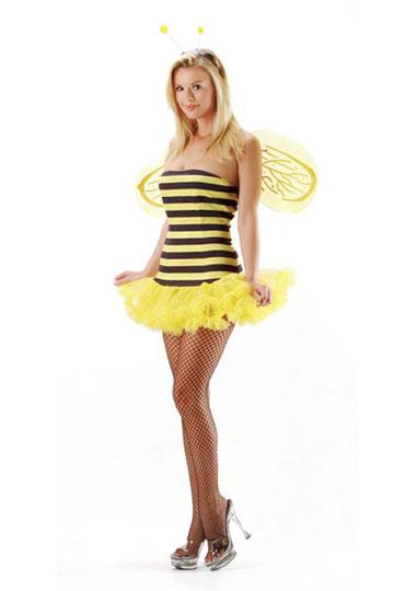 Sexy Bee Costume