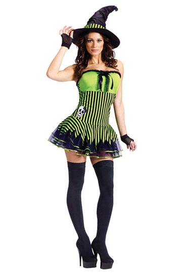 Rockin' Witch Costume
