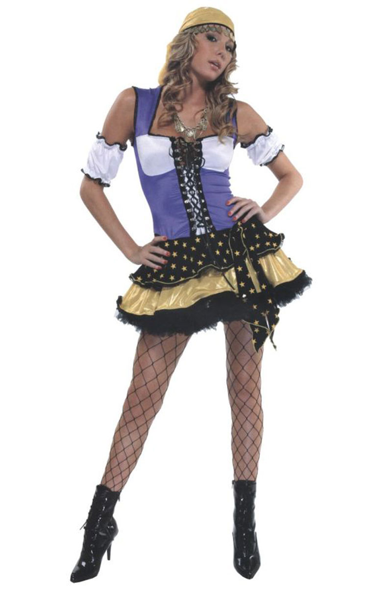 Good Fortune Teller Costume