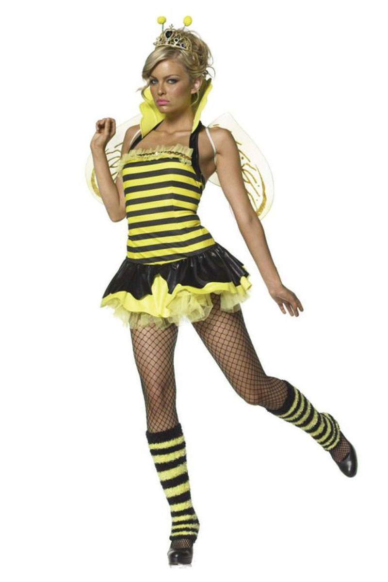 Queen Bumble Bee Costume