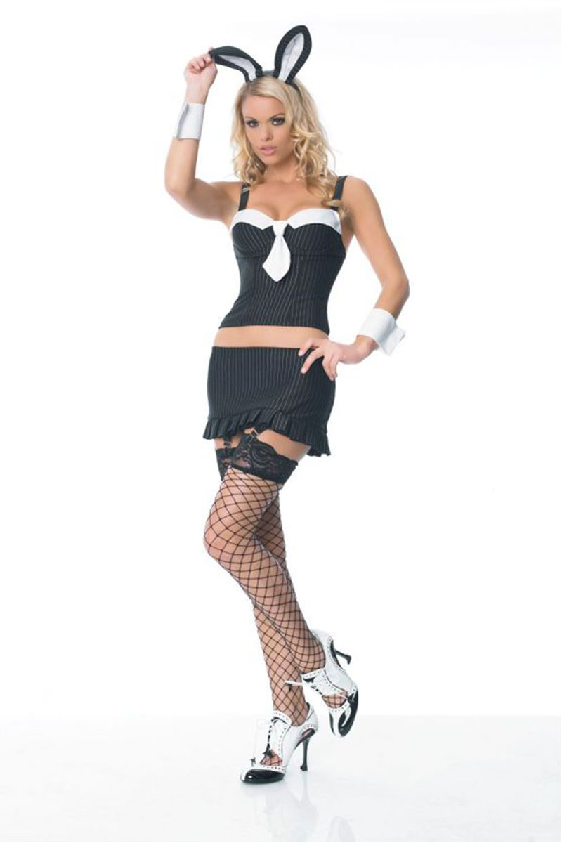 Bunny Gangster Costume