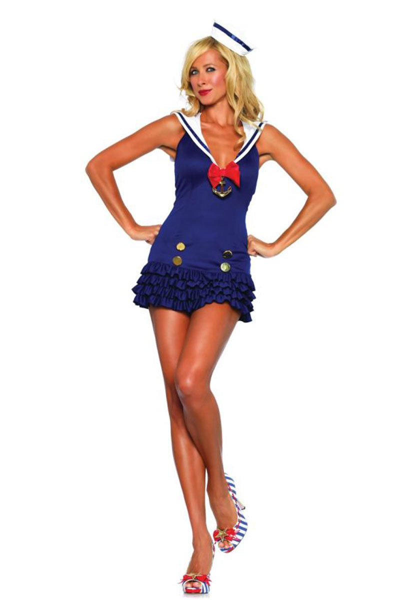 Sweetheart Sailor Costume