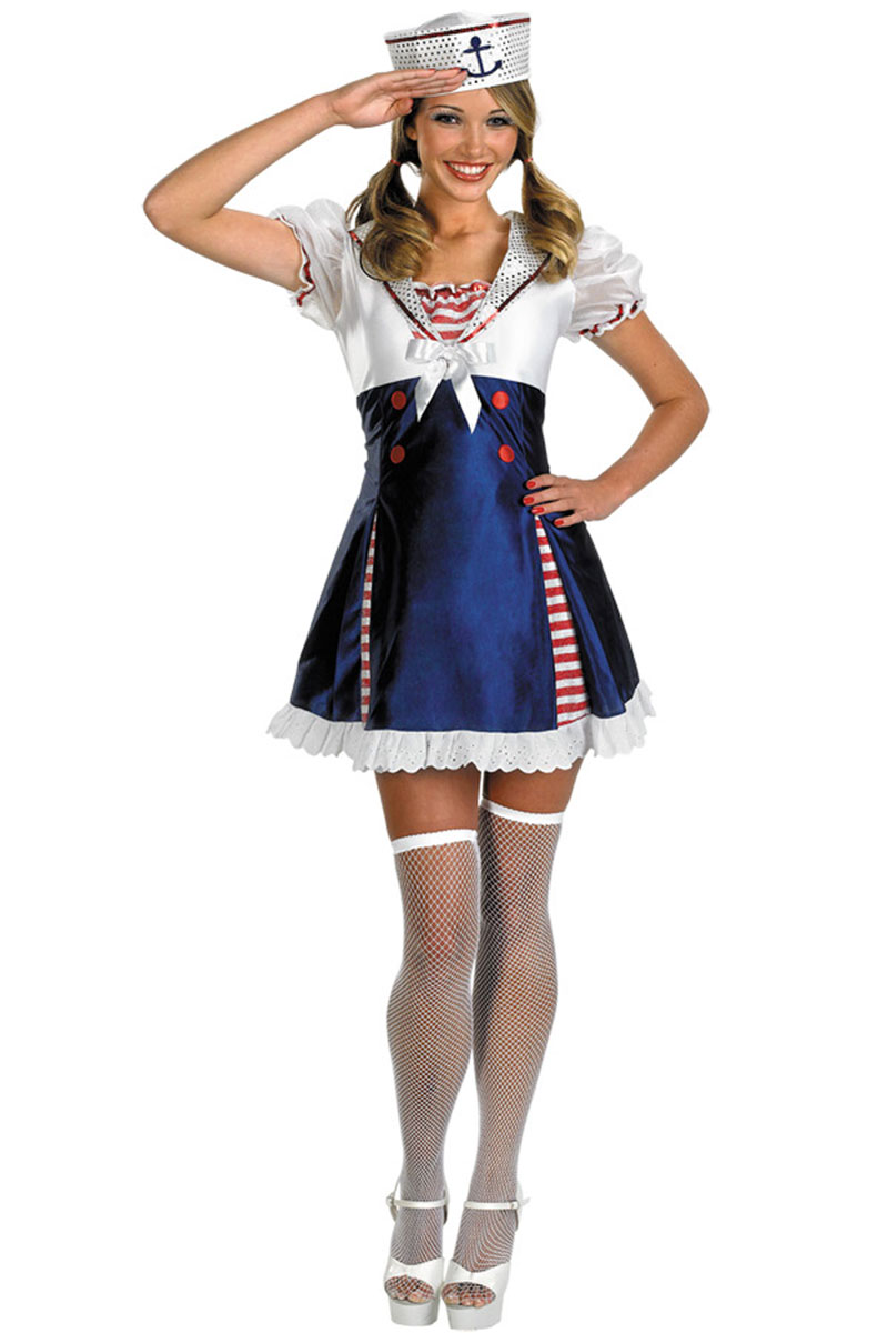 Ahoy Matey Costume