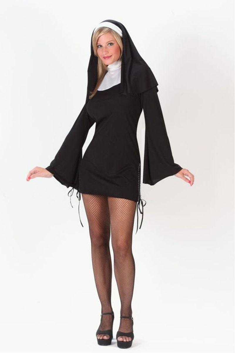 Adult Naughty Nun Costume