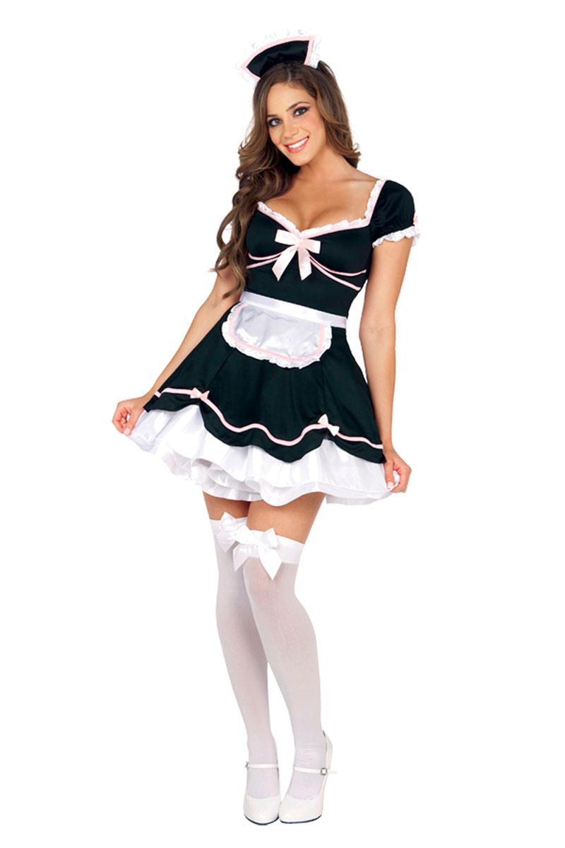 Sexy Chamber Maid Costume