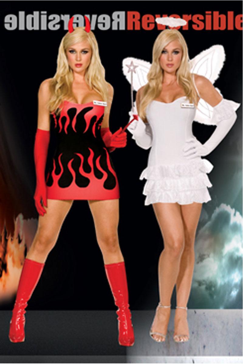 Miss Hellen Back Costume