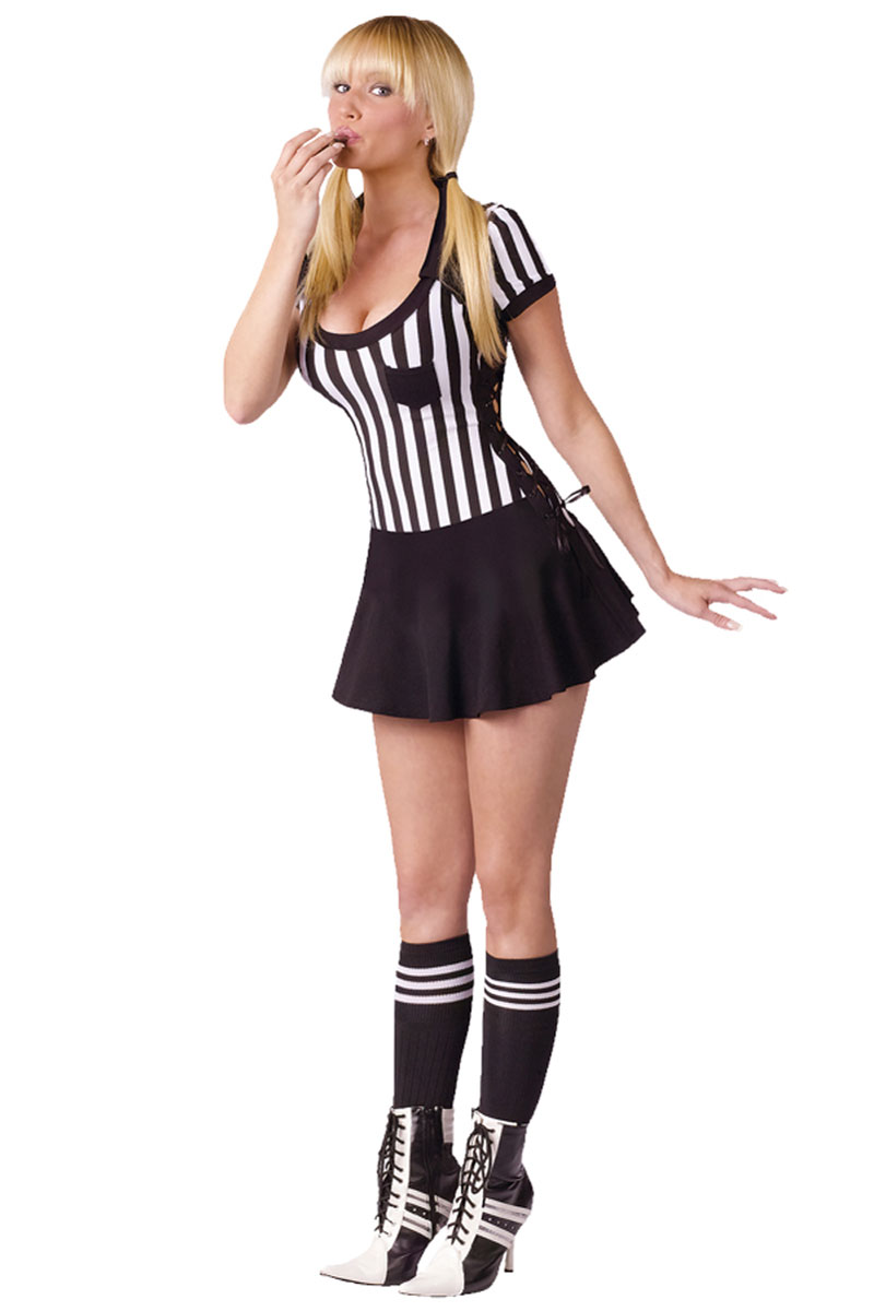 Racy Referee Costume