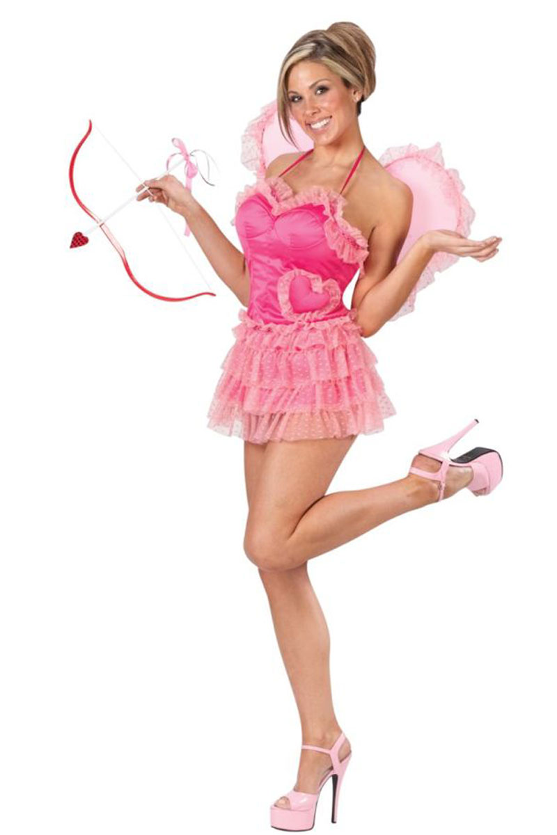 Sexy Cupid Costume