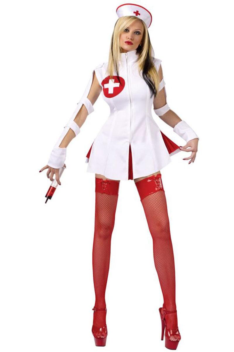 Wicked Nurse Costume