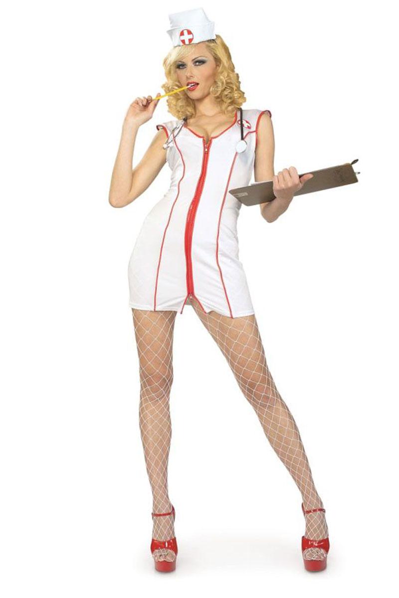Nurse Feelgood Costume