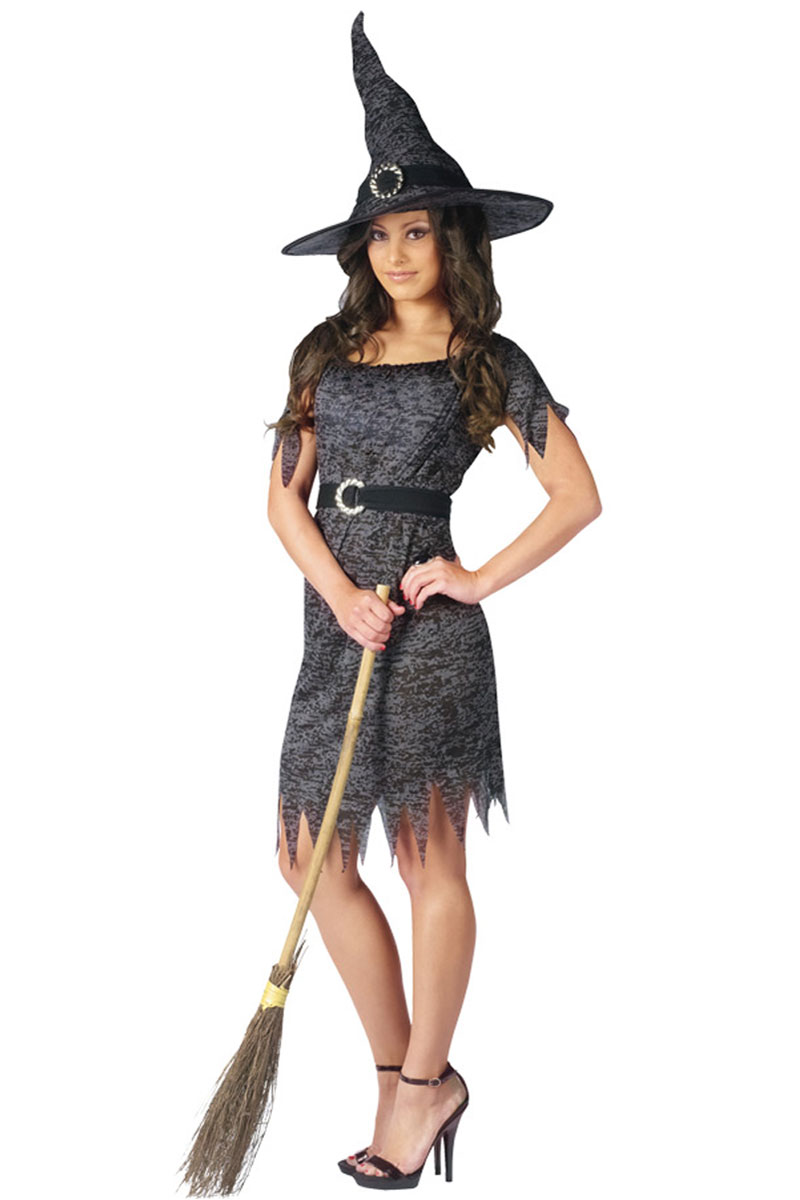 Twilight Witch Costume
