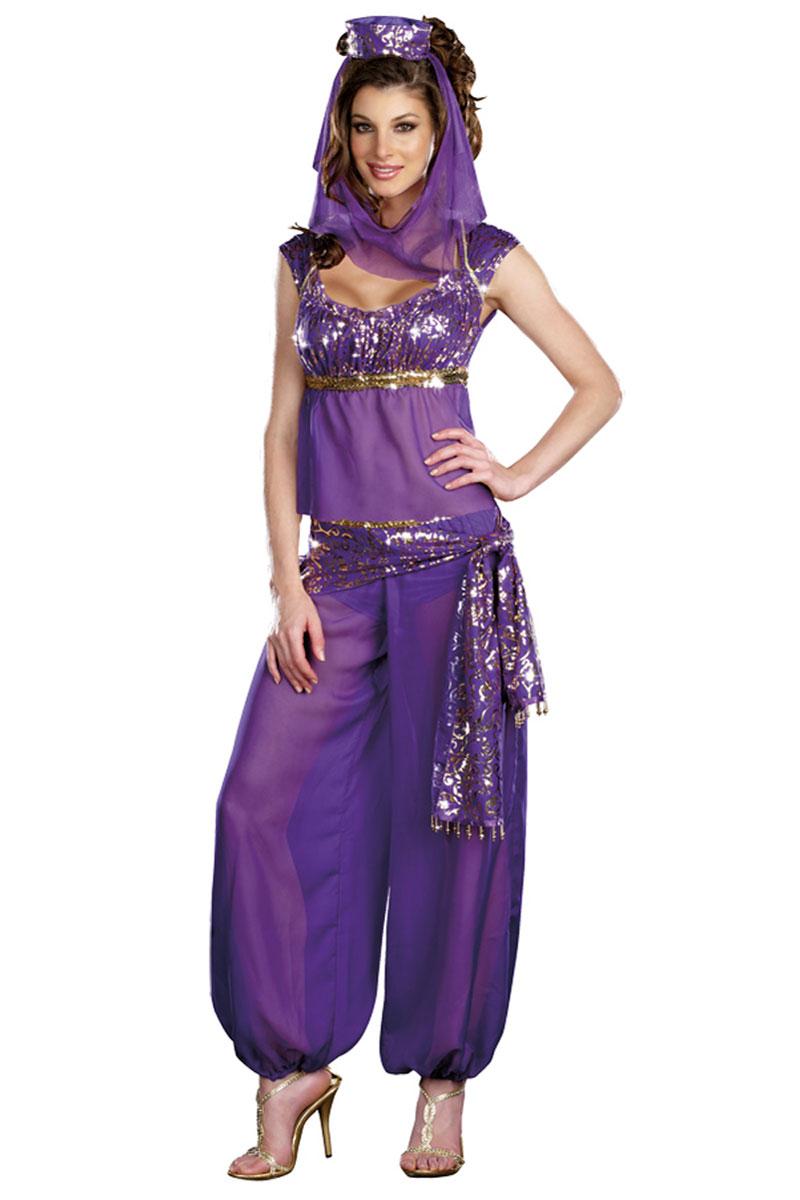 Ally Kazaam Costume