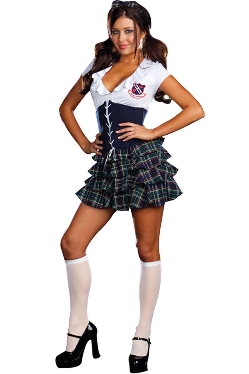 Skippin' School Costume