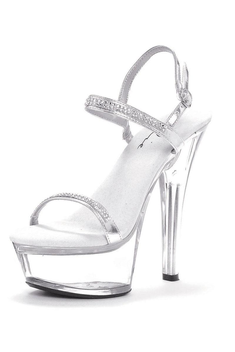 Rhinestone Diamond Platform Shoes