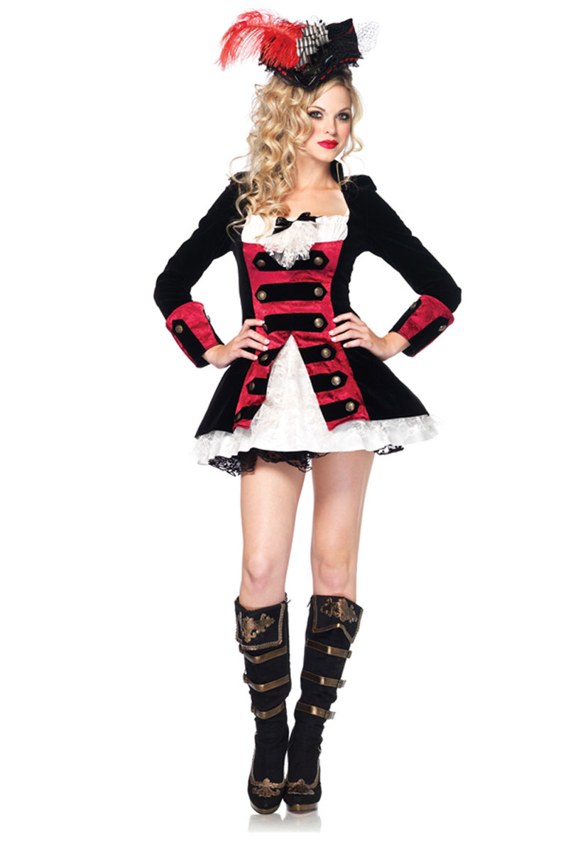 Charming Pirate Costume